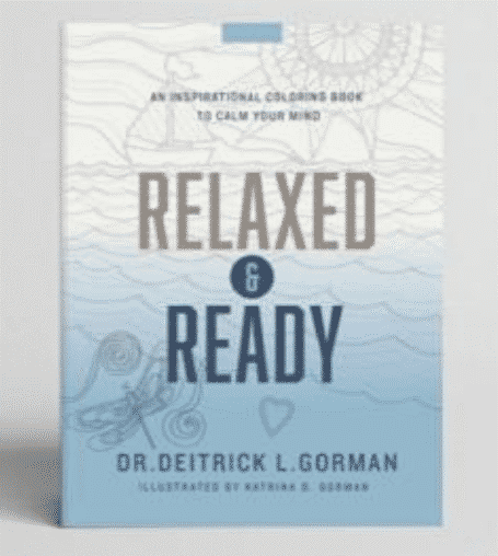 Relax and Ready book
