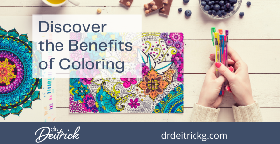 Discover the Benefits of Coloring